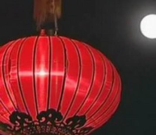 Lunar festival celebrations in China