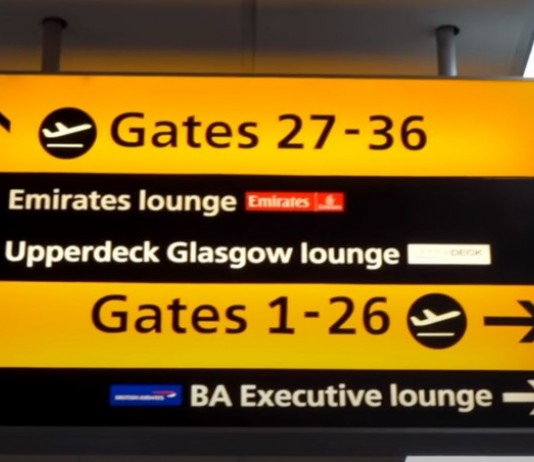 A REVIEW ON THE BEST AND WORST UK AIRPORTS