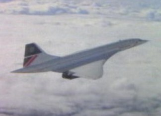 Faster Than a Speeding Concorde