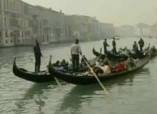 Water Level in Venice Too Low