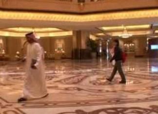 Emirates Palace million dollar package