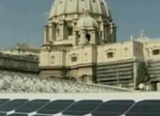 Vatican Goes Solar