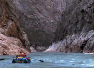 Final Ride on Wild China River?