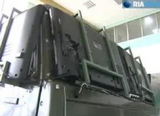 New Russian military truck driver simulator