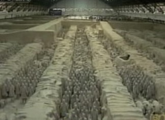 New Terra-Cotta Army Dig Begins
