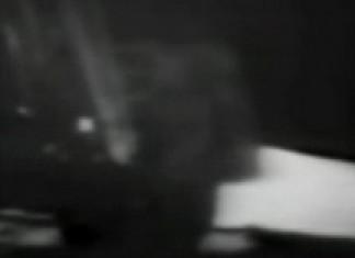 Moon landing video released