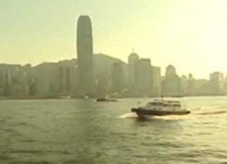 Hong Kong tourism down