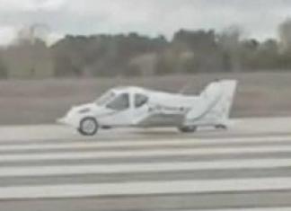 Inside Terrafugia's Flying Car