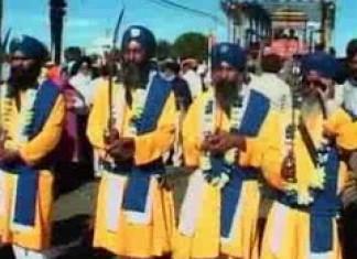 U.S. city celebrates Sikhism