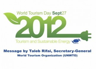 World Tourism Day 2012: Tourism & Sustainable Energy