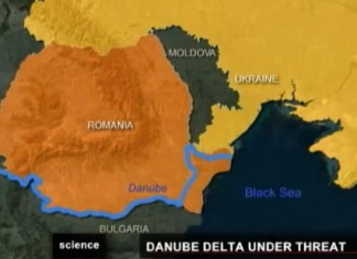 Activists: Danube Delta in Danger!