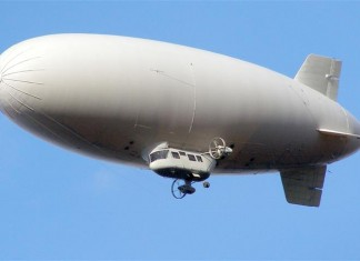 Rediscovering Blimps - the Russian Way