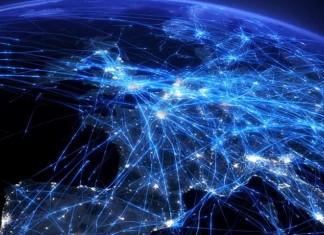 Europe: Nice Air Traffic Visualisation