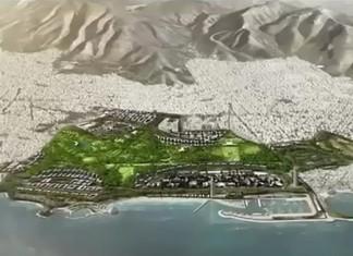 Athens Coastal Area - Hellinikon Development Project