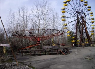 Chernobyl: Death Zone Holiday